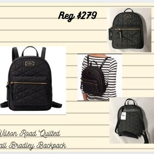 Kate Spade - Wilson Road Quilted Backpack